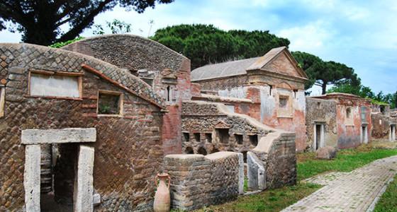 Necropoli Fiumicino