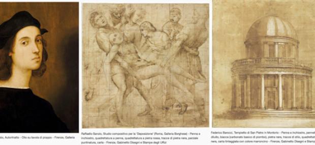 Mostra Raffaello Barocci Parmigianino