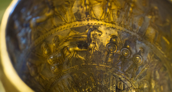 Coppa Regolini Galassi ai Vaticani