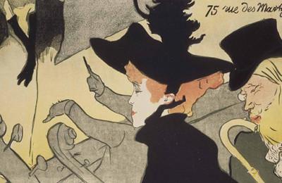 Divano Giapponese di Toulouse-Lautrec