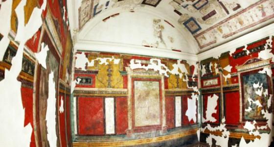 Casa di Augusto al Palatino