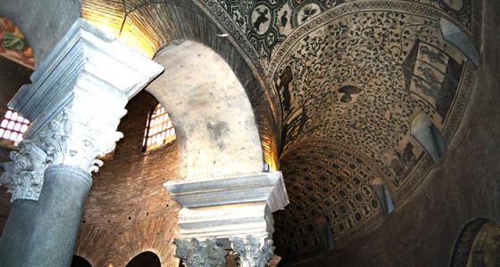 Mosaici del Mausoleo di Santa Costanza