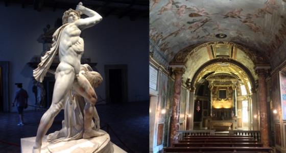 Sculture Palazzo Altemps