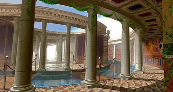 Villa Adriana per bambini