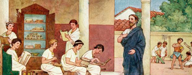 Scrittura a Roma