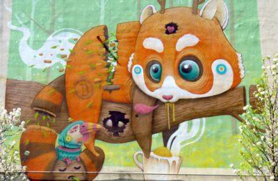 Street Art per bambini