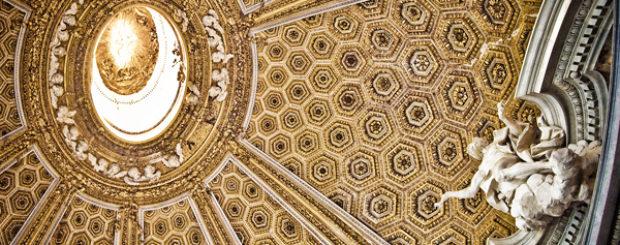 Bernini S. Andrea Quirinale